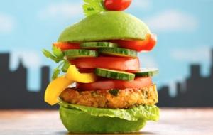 Veggie-Burger-Delight