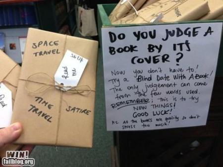 Book-Blind-Date