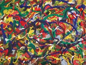 Organised Chaos-Rudy Djoharnaen