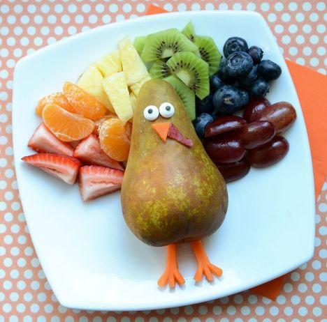 vegetarian turkey