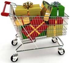 HolidayShoppingCart