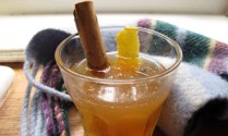 Felicity's perfect hot toddy